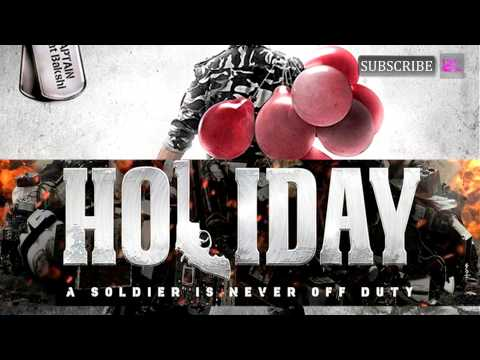 Holiday new poster: Akshay Kumar looks impressive in a soldier's avatar