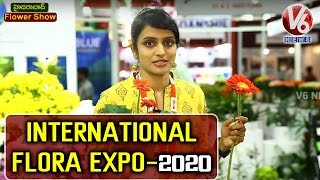International Flora Expo 2020 : Flowers Exhibition | V6 News