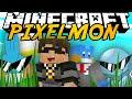 Minecraft: PIXELMON w/ HuskyMudkipz! | Episode #1