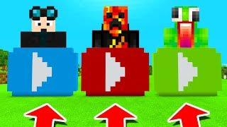 Minecraft PE : DO NOT CHOOSE THE WRONG YOUTUBER! (DanTDM, PrestonPlayz & UnspeakableGaming)