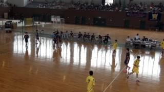 平成28年全九州ハンドボール選手権大会 決勝 興南vs大分