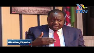 CS Matiang'i on state of security, Cuban doctors and Huduma Namba