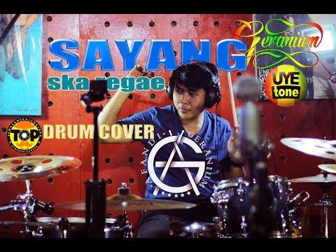 SAYANG - SKA REGGAE - DRUM COVER