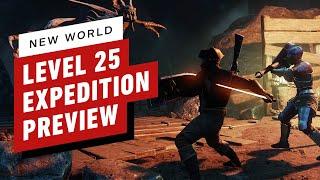 New World: hands-on con la spedizione