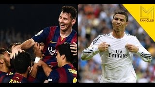 A Difference between Cristiano Ronaldo and Lionel Messi