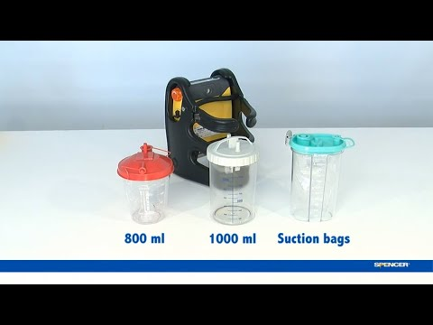 JET - the Suction Unit for Every First Responder