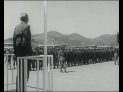 Battle of Long Tan - Australian PM Presents US Presidential Unit Citation - Vietnam War