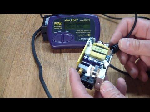 AE#48 Repairing A Samsung Computer Monitor AC Adapter