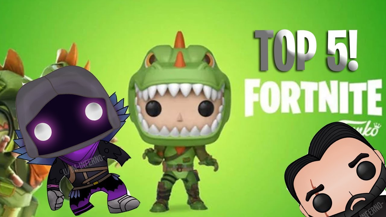 Top 5 Funko Pops De Fortnite Que Necesitamos Skins