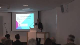 Opening Symposium Stevin Centre for the History of Science and Humanities, March 18, 2014