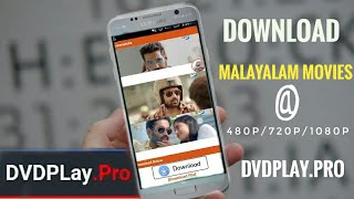 How to download Malayalam movies from Dvdplay.pro website Malayalam tech news