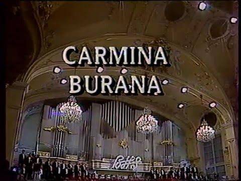 Orff: Carmina Burana (Bratislava, Hajóssyová, Kowalski)
