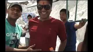 Shooting Report Bohoni Bigareu Timile (SHUBHARAMBH)  | BIndabasini Music