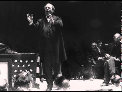 William Jennings Bryan Stills Tape