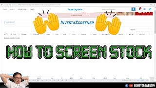 How to Pick a Stock