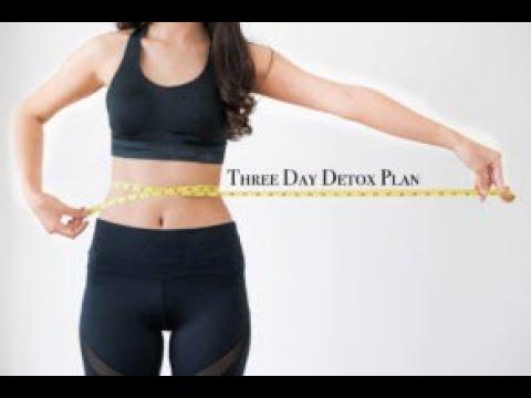 Three Day Detox Diet