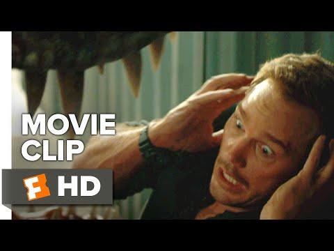Jurassic World: Fallen Kingdom Movie Clip - Claire Helps Owen Escape (2018) | Movieclips Coming Soon