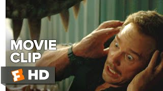 Jurassic World: Fallen Kingdom Movie Clip - Claire Helps Owen Escape (2018) | Movieclips Coming Soon