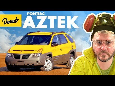 Pontiac AZTEK - Everything You Need to Know | Up to Speed