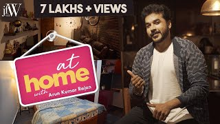 At Home with Serial Actor Arun kumar Rajan | JFW At Home | JFW