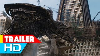 The Leviathan Trailer, New Science-Fiction short film 2015 (Awesome Teaser)