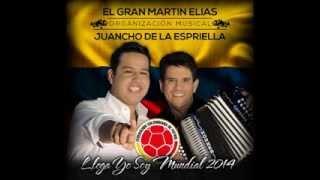 Yo soy mundial - Martín Elias Diaz & Juancho De La Espriella