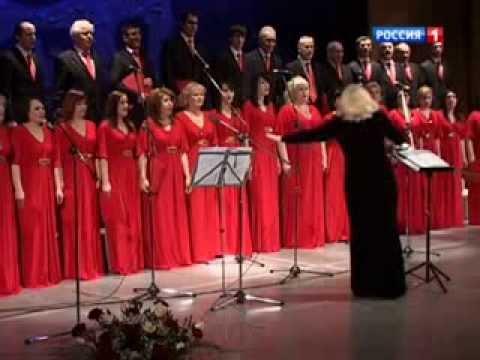 ГОСХОР Дагестана на федеральном канале Россия 1