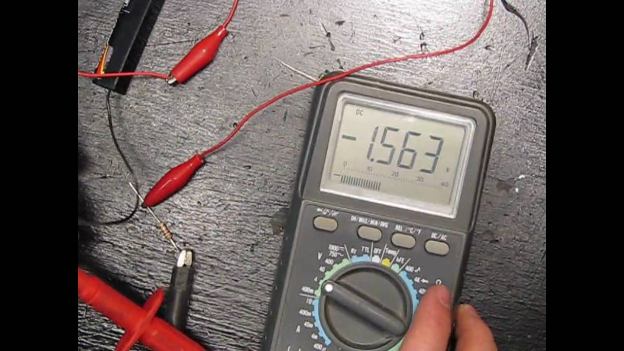 How to understand the relationship between Voltage, Current, and ...