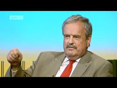 Erik Bettermann, Intendant der Deutschen Welle   Typisch Deutsch