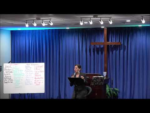 A Hermeneutical Study An Introduction to Hermeneutics (Pt. 2) By Dr  Dalisa Diaz