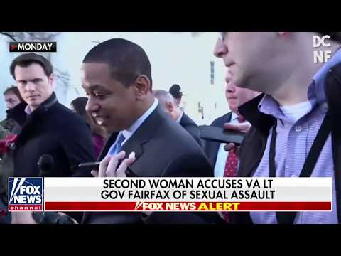 2nd Woman Accuses Virginia Democrat Justin Fairfax Of Rape, Where Are The Women's Marchers? Mp3