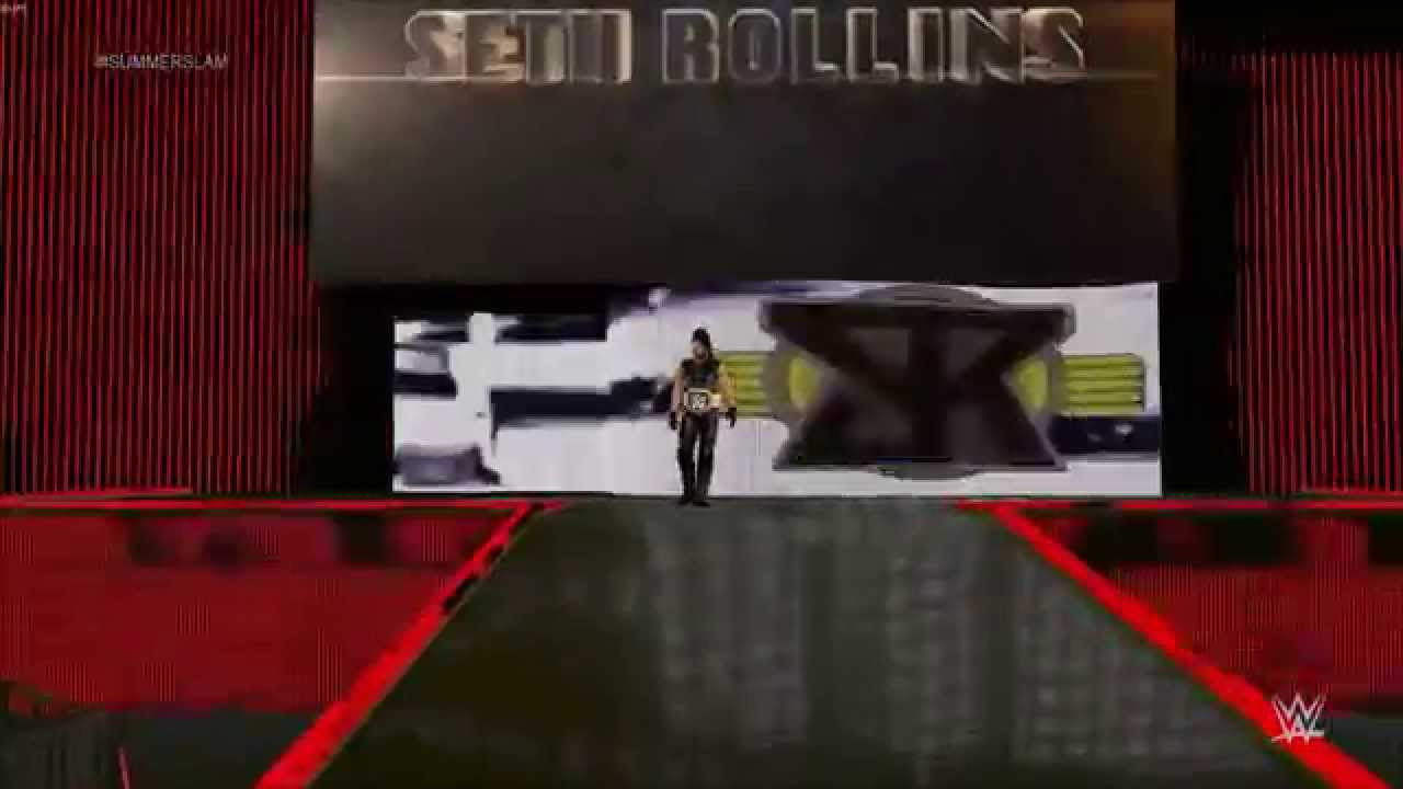 wwe 2k15 pc seth rollins mod download