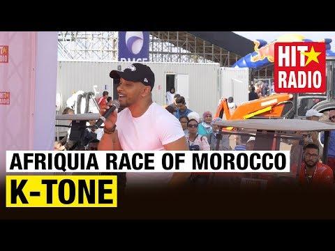 K-TONE LIVE @ AFRIQUIA RACE OF MOROCCO