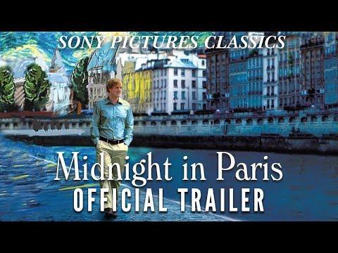 Midnight in Paris trailers