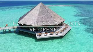Have All Restaurants Reopened? - Vilamendhoo Island Resort & Spa, Maldives Travel FAQ