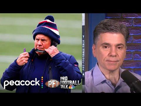 Bill Belichick explains draft process, honors Ernie Adams | Pro Football Talk | NBC Sports