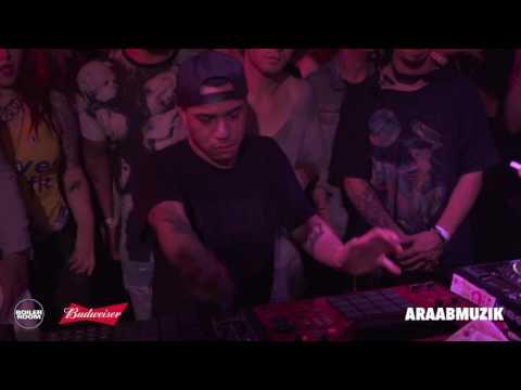 Electronic: AraabMuzik Boiler Room x Budweiser Denver DJ Set