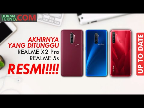 Rp 3,4Jt yg Sangar.! - Unboxing & Review REALME X2 Indonesia.
