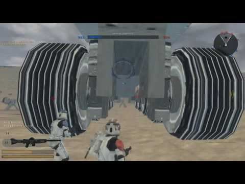 Star Wars Battlefront 2 Mods(Designated Days: All Battle Crisis)