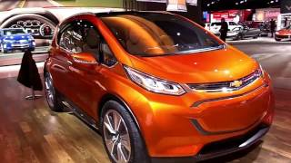 2018 Chevrolet Bolt EV Concept Limited Special First Impression Lookaround Review