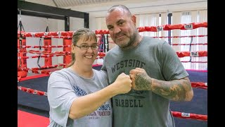 MMA Fighter Designs Inclusive Gym