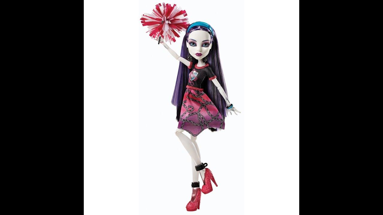 Монстер хай спектра вондергейст кукла