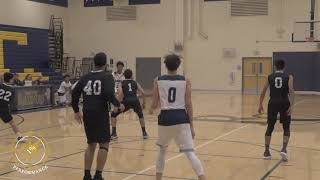 Merrell Hollie & TJ  Lowery are a backcourt PROBLEM! Easy Buckets VS Tokay