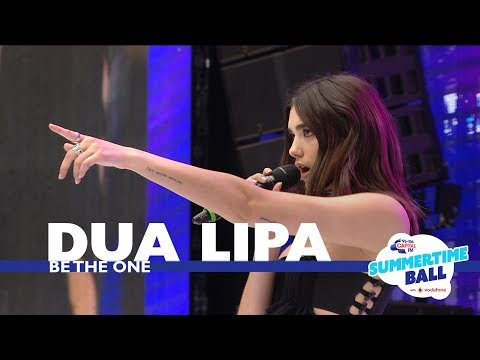 Dua Lipa - &39;Be The One&39;  At Capital&39;s Summertime Ball