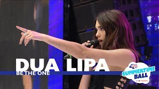 Download Video Dua Lipa - 'Be The One' (Live At Capital's Summertime Ball 2017) MP3 3GP MP4