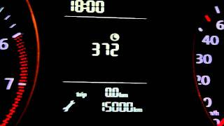 VW Golf 6 service interval reset / resetare interval de service