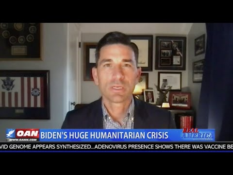 Biden Is Playing the Blame Game on Border Crisis | Chad Wolf on One America News