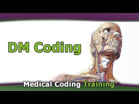 Diabetic Manifestations Coding — DM Coding