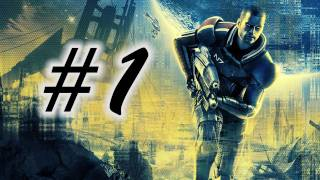 Mass Effect 3 - Gameplay Walkthrough: Story - Part 1 (X360/PS3/PC) [HD] Demo