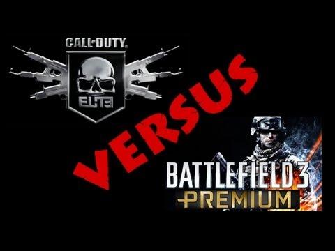 Battlefield 3 Premium Versus CoD Elite Premium: An Objective Comparison